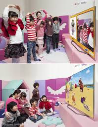 New Interactive Smart Tv Apps For Kids Samsung Global Newsroom