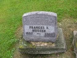 Frances Iva Graham Mouser (1882-1962) - Find A Grave Memorial