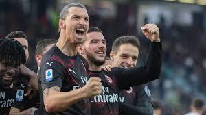 Ibrahimovic torna a far sorridere il Milan - RSI Radiotelevisione ...
