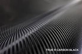 Black True R Carbon Fiber 5ft X 40ft 200sq Ft Cast Vinyl Decal New Bubble Free Car Wrap Interior Deoaeraassaaa
