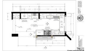 14 genius galley kitchen floor plan