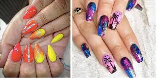 acrylic nail ideas 45 best acrylic