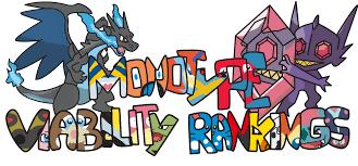 Resource - Monotype USM Viability Rankings