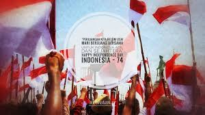 happy independence day 🇮🇩💞 quotes