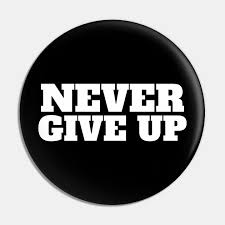 never give up motivation quotes for athlete never give up