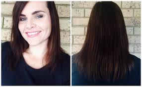 hair cut colour a little longer