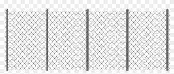 Metal Fence New Fence Clipart Metal Fence Pencil And Chain Link Fence Png Transparent Png 1024x400 3489665 Pngfind