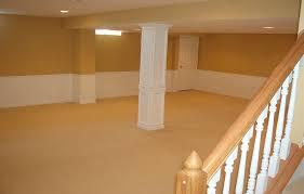 modern basement floor paint ideas