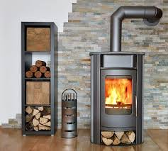 wood stove versus a traditional