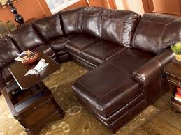recliner leather couches living room