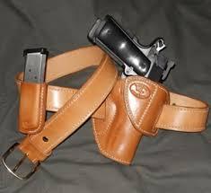 leather holsters custom gun holster