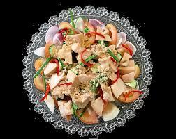 Abalone Salad - Kuali