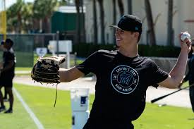 Miami Marlins 2018 first-round pick Connor Scott joins the Beyond The Bases  Podcast | by Jon Erik Alvarez | Beyond The Bases