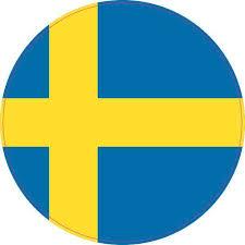 4x4 Round Sweden Flag Sticker Vinyl Vehicle Decal Travel Hobby Stickers Walmart Com Walmart Com