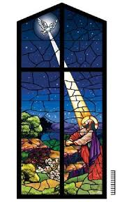 church stained glass window patterns