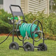 the best hose reel cart with wheels