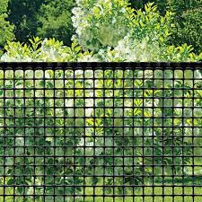 Hardware Net 25 Foot X 36 Inch Roll Black Mesh Metal Garden Fencing Metal Fence Panels Landscape Edging