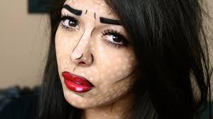 pop art makeup easy saubhaya makeup
