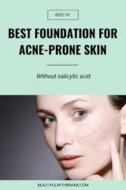 acne e skin without salicylic acid