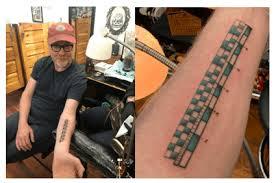 Adam Savage Engineered the Perfect Tattoo - CADENAS PARTsolutions