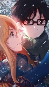 الحب خلفيات أنيمي القبلات For Android Apk Download