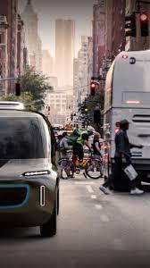 self driving car 4k hd electric cars