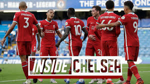 Inside Chelsea: Chelsea 0-2 Liverpool | Mane's double defeats Blues -  YouTube