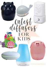 Cutest Diffusers For Kids Lynzy Co