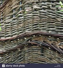 Woven Panel High Resolution Stock Photography And Images Alamy