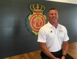 RCDM and the Suns grow closer with Aaron Nelson´s visit | Mallorca ...