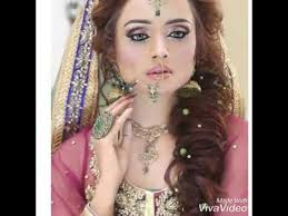 bridal makeup and hairstyle 2019