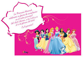 Personalizadas E Inolvidables Invitaciones Personalizadas Para Ninas