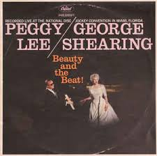 Peggy Lee / George Shearing - Beauty And The Beat! (Vinyl) | Discogs