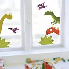 Dino S Family Window Decal Stickers Window Decal Allposters Com