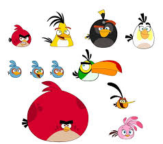 Angry Birds Toons Reboot - Character Designs by jared33 on ...