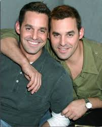 Nicholas Brendon (Schultz) and he twin Kevin Donovan that was he's ...