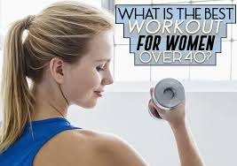 best workout for women over 40