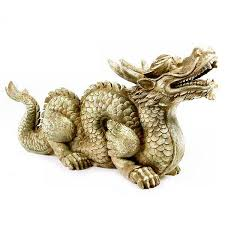 chinese dragon garden ornament