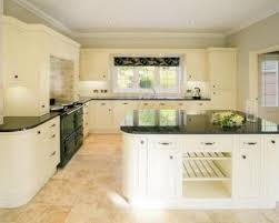paint kitchen wall with cream cupboards