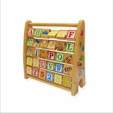 Bảng chữ cái bằng gỗ cho bé học | Đồ chơi trẻ em gỗ an toàn Nam Hoa