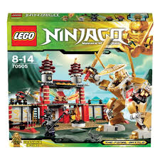 Buy LEGO Ninjago Temple of Light 70505 Online at Low Prices in ...