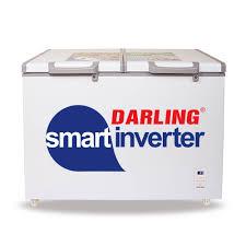 Tủ đông Darling Smart Inverter Freezer, TỦ ĐÔNG MÁT THÔNG MINH DARLING  INVERTER 2 NGĂN 370L