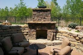 outdoor fireplaces fire pits kansas