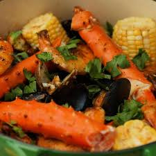 Holiday Seafood Pot Recipe by Tasty