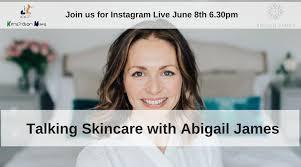 Live Interview**   Celebrity Facialist Abigail James   Kensington Mums