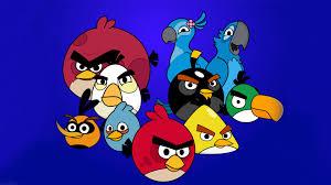 Angry Birds Rio wallpaper - 1373378