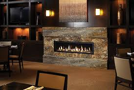 natural stone for fireplace surround