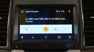 Ford S Sync 3 With Android Auto Youtube
