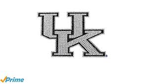 University Of Kentucky Wildcats College Ncaa Sports Team Collegiate Logo Car Truck Suv Motorcycle Trunk 3d Bling Gem Crystals Chrome Emblem Adhesive Decal Emblems