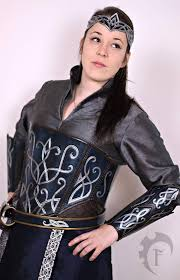 elven leather corsetarmorwomen